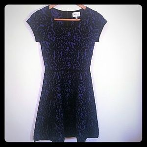 MILLY Fit & Flare Dress
